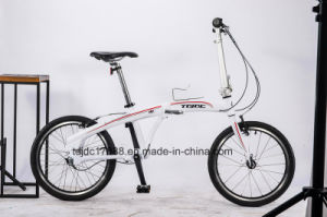 Aluminum Alloy 6061 Frame Folding Bike 20′′ pictures & photos