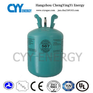 High Purity Mixed Refrigerant Gas of R507 with GB pictures & photos