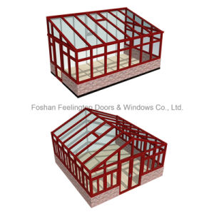 Feelingtop Custom Aluminum Sunroom Sunshine Hut for Villa (FT-S) pictures & photos