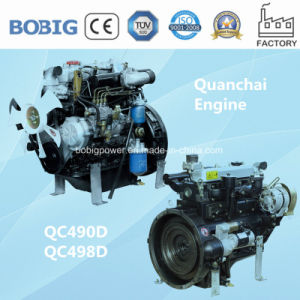 24kw 30kVA Diesel Generator Powered by Quanchai Engine pictures & photos