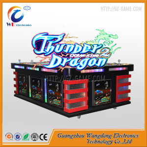 Exceptional 201 7 Updated Skill Thunder Dragon Fishing Tables/ Tiger Strike Fish Game  Machine