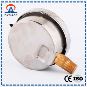 Custom Air Pressure Measuring Device Wholesale Differential Air Pressure Gauge pictures & photos