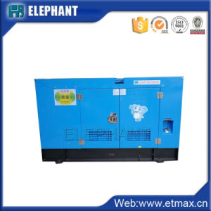 Low Price Chinese Supplier 20kw 25kVA Quanchai Diesel Generator pictures & photos