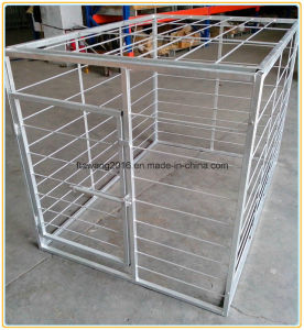 Galvanized Dog House /Dog Cages Dog Kennel pictures & photos