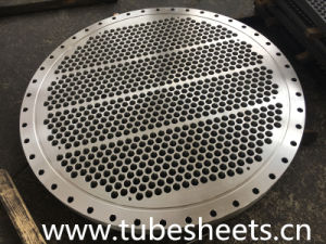 Ss316L Material Heat Exchanger Tube Sheet