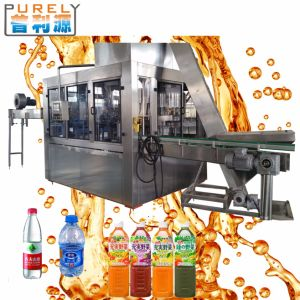 Complete Drinking Water Filling and Packing Line