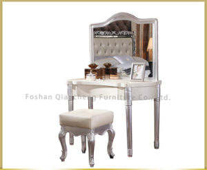 PU Material Dresser Furniture Dressing Table with Drawers pictures & photos