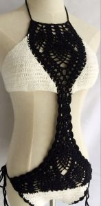 Crochet Dress Beachwear Swimwear Swimsuit Bikini Lingerie Swimming Wear Apparel pictures & photos