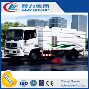 High Quality Street Sweeper Truck for Sale pictures & photos