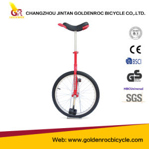 (U2001A) Good Sales Acrobatic Unicycle pictures & photos