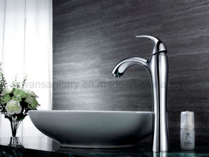 Single Lever Countertop Basin Faucet pictures & photos