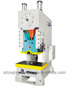 Jl21 Series Open Front Fixed Bed Power Press with Adjustable Stroke pictures & photos