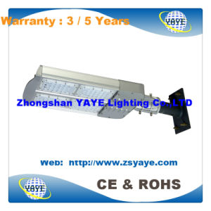 Yaye 18 Newest Design 60W/90W/120W/150W/180W LED Street Light/ COB LED Road Lamp with Ce/RoHS/Meanwell Driver pictures & photos