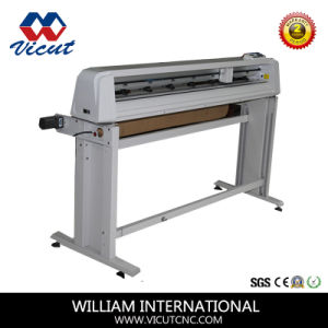 CNC Engraver Cutting Plotter Vertical Cutting Garment Plotter pictures & photos
