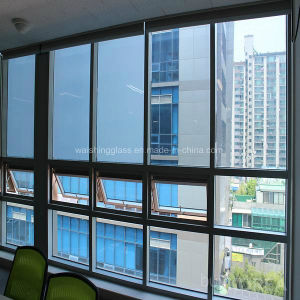Electronic Power Control Pdlc Switchable Smart Glass Dimming Glass pictures & photos