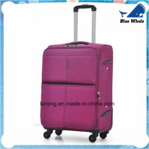 Lj1-217 New-Nylon Travelling-Bag 3PCS Luggage Travel Bags Duffle Trolley Bag pictures & photos
