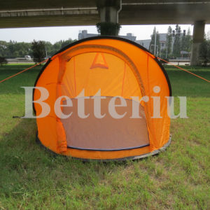 Pop up Tent Backpacking Camp Tent for 2 Person pictures & photos