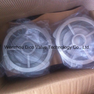 Wafer Dual Plate Double Flange Type Check Valve pictures & photos