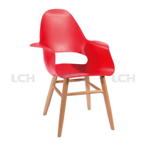 Modern Plastic Dining Chair for Home Furniture pictures & photos