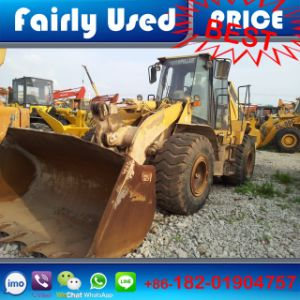 Second Hand Japan Original Cat Wheel Loader 962g for Sale