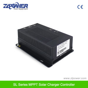 40A 60A MPPT Solar Charge Controller 12V/24V/48V with External LCD Display pictures & photos