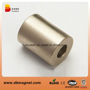 N40 Cylinder NdFeB Magnet for Generator Application pictures & photos