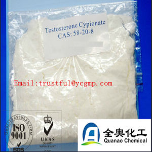 High Quality Injectable Testosterone Cypionate CAS No: 58-20-8 for Muscle pictures & photos