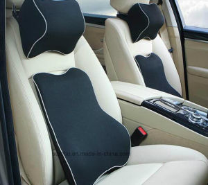 Car Headrest and Back Pillow Neck Support, Waist Support pictures & photos