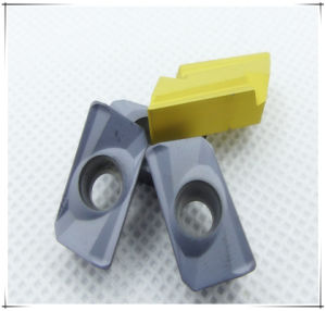 Cutoutil Apkt1003 Ht30 for Steel Alternative for Lamina Carbide Inserts pictures & photos