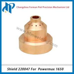 Shield Cap 220047 for Powermax 1650 Plasma Cutting Torch Consumables 100A pictures & photos