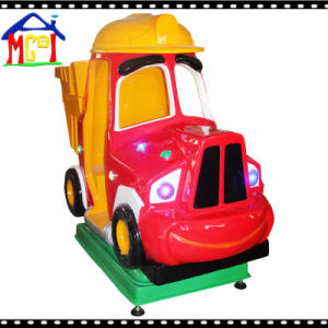 Swing Car Coin Operated Game Machine Amusement Kiddie Ride pictures & photos