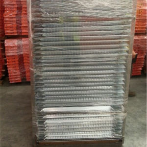 Warehouse Storage Wire Mesh Decking for Pallet Racking pictures & photos