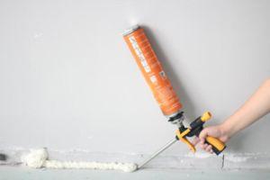 Foam Gun with Double Color Handle Fg-004 pictures & photos