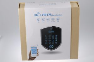 3G/GSM Home Burglar Alarm Inner Siren and Alarm Sound Alarm Phone Numbers (3G or 2G) ; 5 PSTN Alarm Numbers; 3 SMS Numbers; pictures & photos