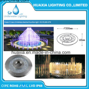 Factory Wholesale 6500 K 24 V LED Fountain Water Light pictures & photos