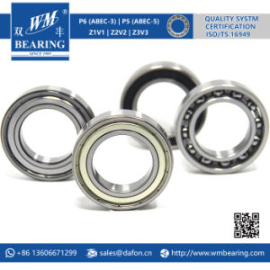 6008 Zz 2RS High Speed Spindle Radial Ball Bearing pictures & photos