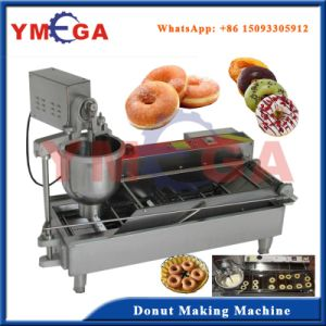 Advanced Type Automatic Gas and Electric Dounut Shaping Machine pictures & photos