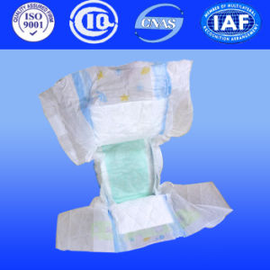 Disposable Diaper with Breathable Baby Diaper in Bulk with Private Label (YS421) pictures & photos