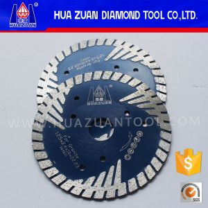 "4.5"" Circle Diamond Band Saw Dry Cutting Blades pictures & photos"