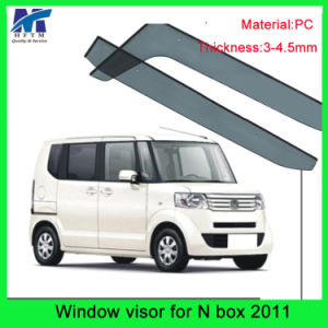 Window Shield Sun Visor Vent Wind Rain for Hodna Nbox 2011 pictures & photos