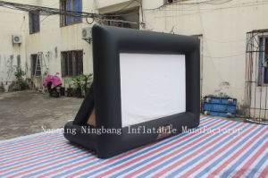 PVC Inflatable Movie Screen Inflatable Projector Screen for Sale pictures & photos