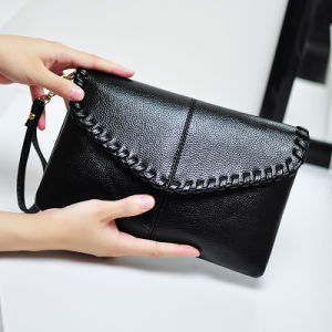 PU Leather Evening Bags Clutches Lady Evening Bags pictures & photos