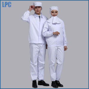 Custom Work Unifrom Suit with Hat for Researcher pictures & photos