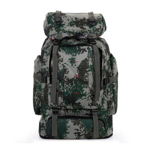 Army Fans Hiking Backpack Outdoor Mountaineering Bag pictures & photos