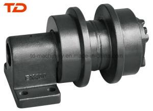 Hitachi Ex200, Ex300, Ex400 Carrier Roller Upper Roller for Excavator Undercarriage Parts pictures & photos