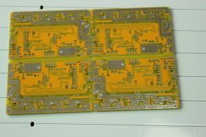 Customized PCB, 2 Layer Rigid PCB, 1.6mm Thickness Fr4 PCB Prototype pictures & photos