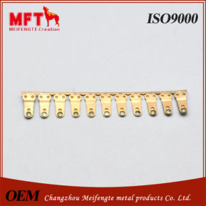 Shrapnel Stamping Car Spring Card Stamping Parts pictures & photos