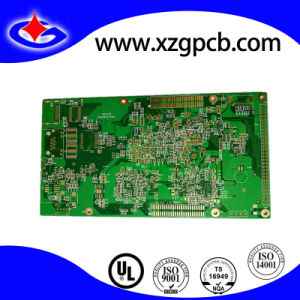 4layer Multilayer Imersion Gold Rigid Printed Circuit Board PCB pictures & photos