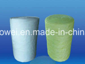 Air Filter Fabric, Synthetic Bag Pocket Air Filter Media F7 pictures & photos