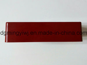 Aluminum Die Casting for Music Equipments with Silk Screen and Stoving Varnich Treatment Made in China pictures & photos